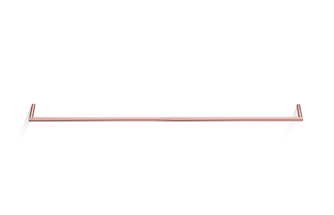 Decor Walther Mikado handdoekstang 80cm - rose goud