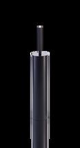 Decor Walther Mikado toiletborstelset - mat zwart