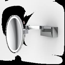 Decor Walther Vision R make-up spiegel - chroom