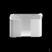 Decor Walther handdoekmandje Stone WPTB wandmodel wit