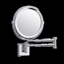 Decor Walther make-up spiegel SP 28/2/V - wandmodel - chroom
