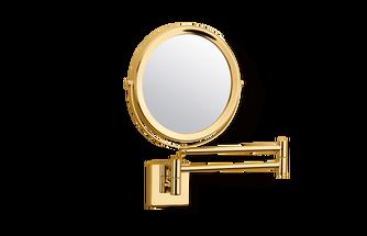 Decor Walther make-up spiegel SP 28/2/V - wandmodel - goud