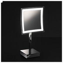 Decor Walther staande make-up spiegel BS 83 chroom 5x LED