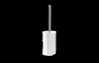 Decor Walther toiletborstelset DW 6100 - porselein/chroom