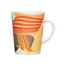 Iittala Graphics beker 40cl - solid waves