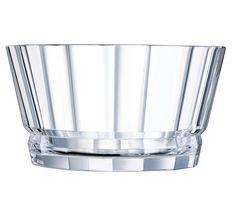 Cristal d'Arques saladeschaal Macassar