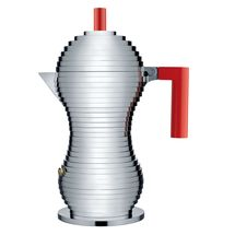 Alessi Percolator MDL02/6 Rood