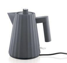 Alessi Waterkoker Plissé Grijs - 1 Liter