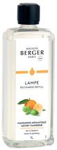 Lampe Berger Navulling Mandarine Aromatique 1 Liter