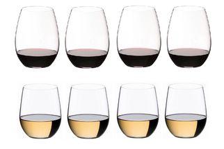 Riedel wijnglazenset O Wine - 8 stuks