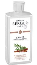 Lampe Berger navulling Amber Elegance 500 ml