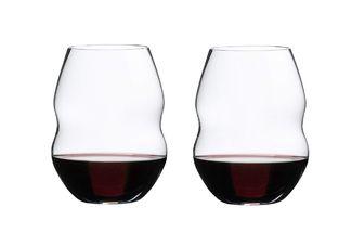 Riedel Swirl rode wijnglas - 2 stuks