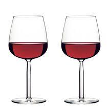 Iittala Senta rode wijnglas 38cl - 2 stuks