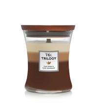WoodWick Medium Candle Trilogy Café Sweets