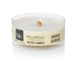 WoodWick Petite Candle Smoked Jasmine