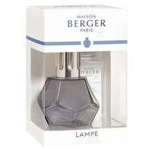 Lampe Berger giftset Geometry grijs