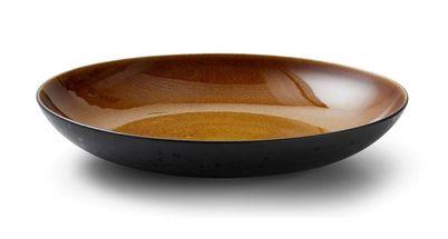 Bitz Serveerschaal Glanzend Amber