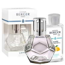 lampe-berger-brander-geometry-giftset-transparant