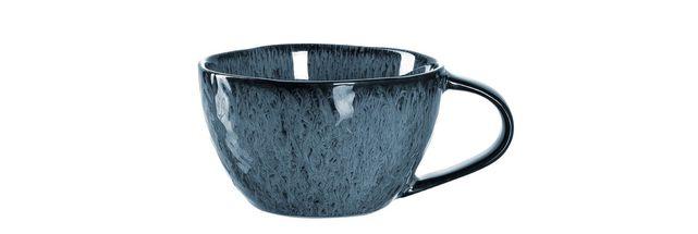leonardo koffiekop blauw 29cl