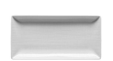 Rosenthal Mesh serveerschaal 20x10cm - wit