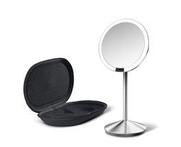 Simplehuman Sensor make-up spiegel mini met LED