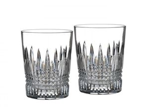 Waterford Lismore Diamond Whiskyglas 310ml - set van 2