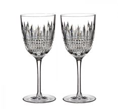 Waterford Lismore Diamond Rode wijnglas - set van 2
