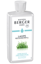 Lampe Berger navulling Fresh Green Grass 500 ml