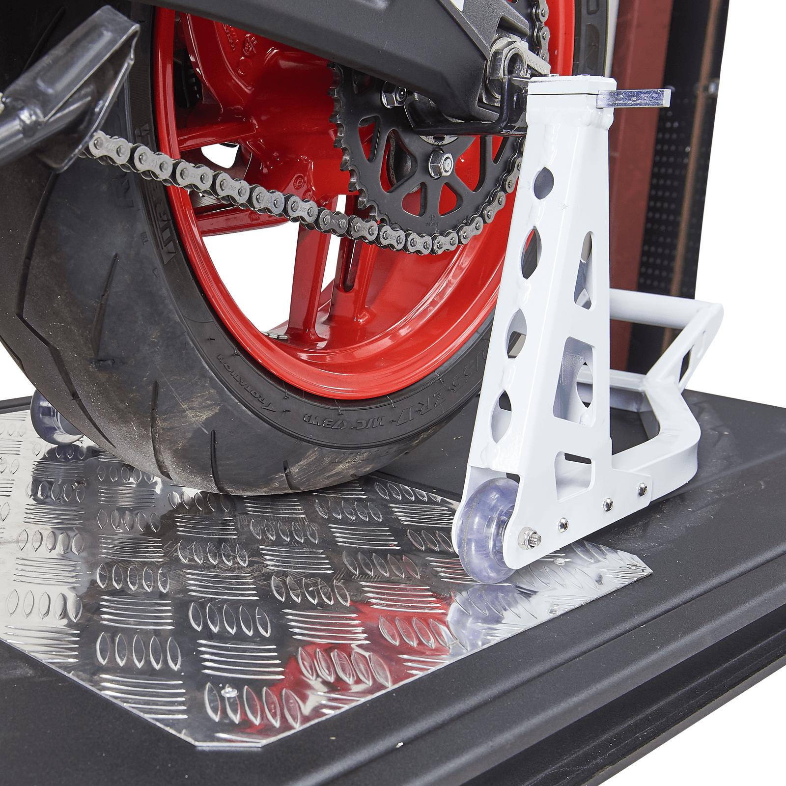 Elektrische motorheftafel 120 cm hoog 18