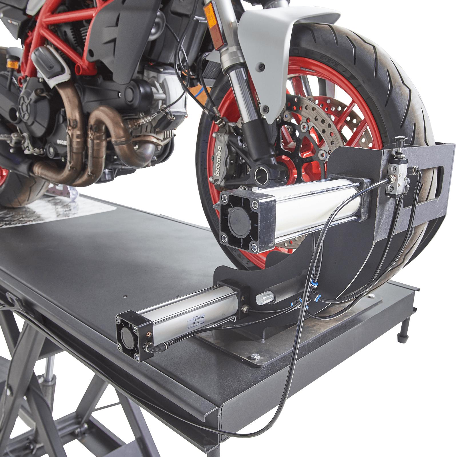 Elektrische motorheftafel 120 cm hoog 10