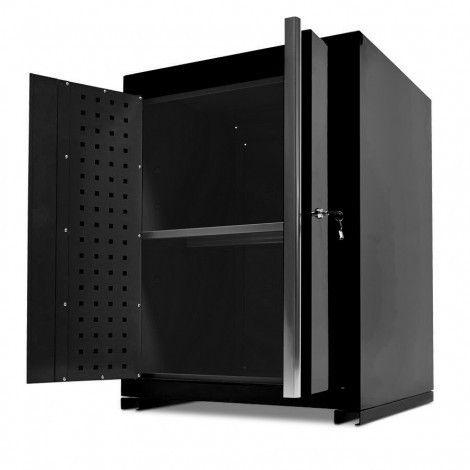Werkplaatskasten set PRO XL - Zwart 10