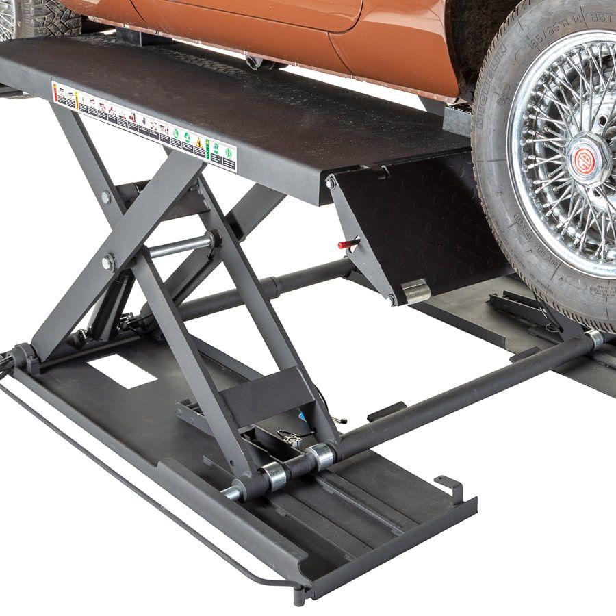 Autobrug verrijdbaar - 400V 2