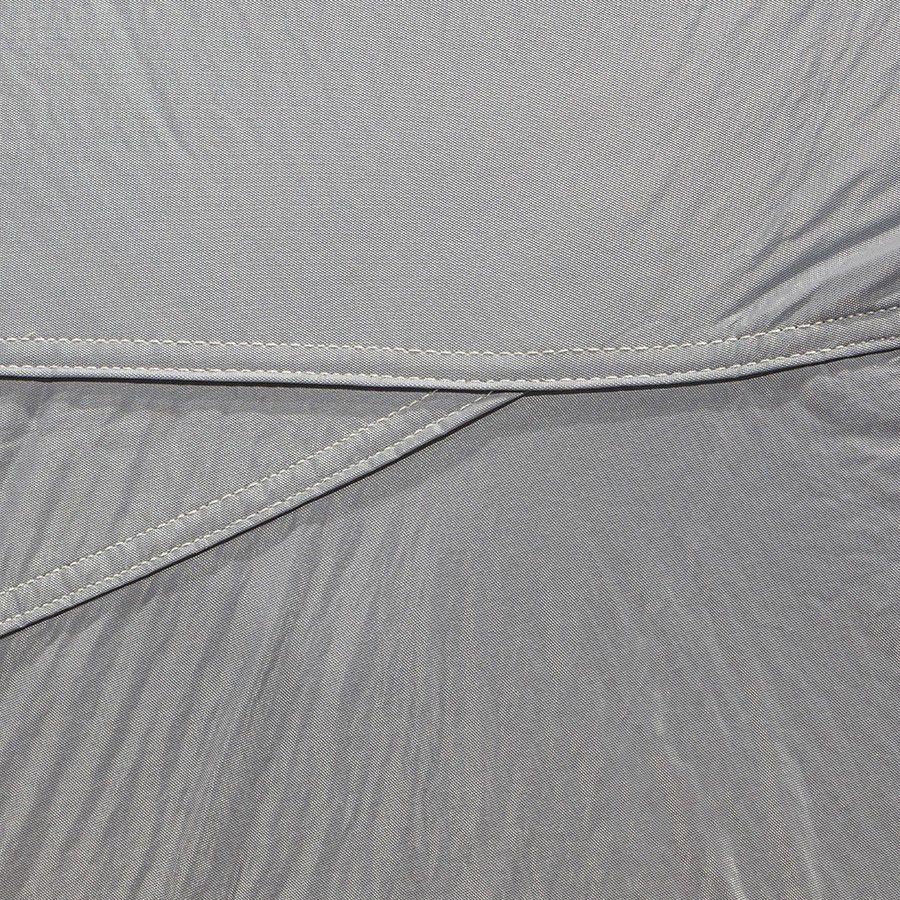 Autohoes voor buitenstalling met fleece binnenlaag - S 2