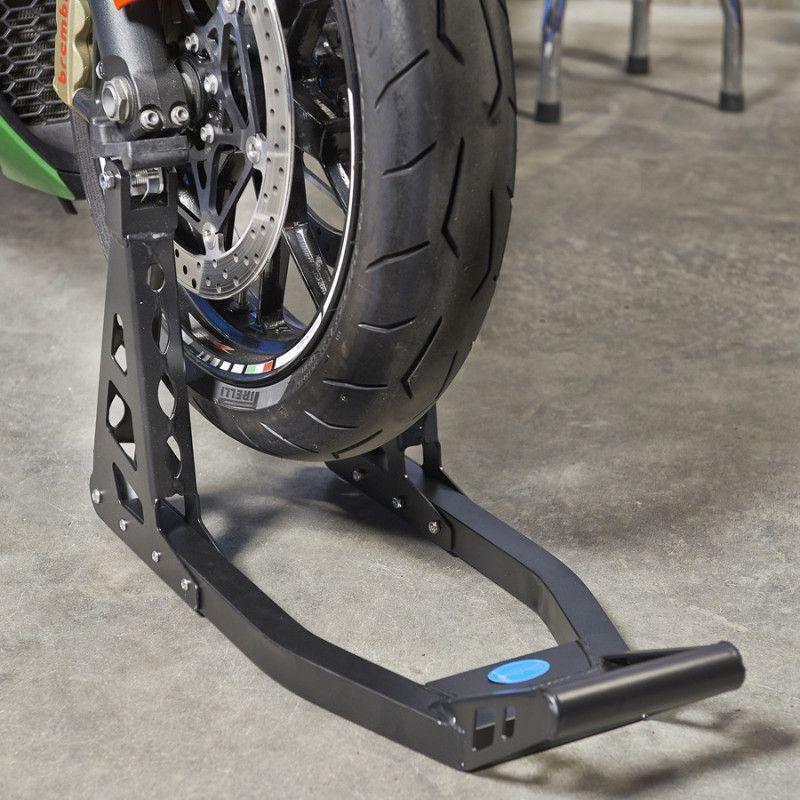 Motorheftafel hydropneumatisch met MotoGP Paddockstand set 6