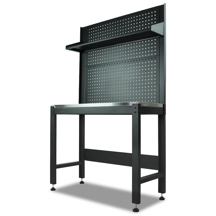 Werktafel met gereedschapswand PREMIUM 119 cm breed