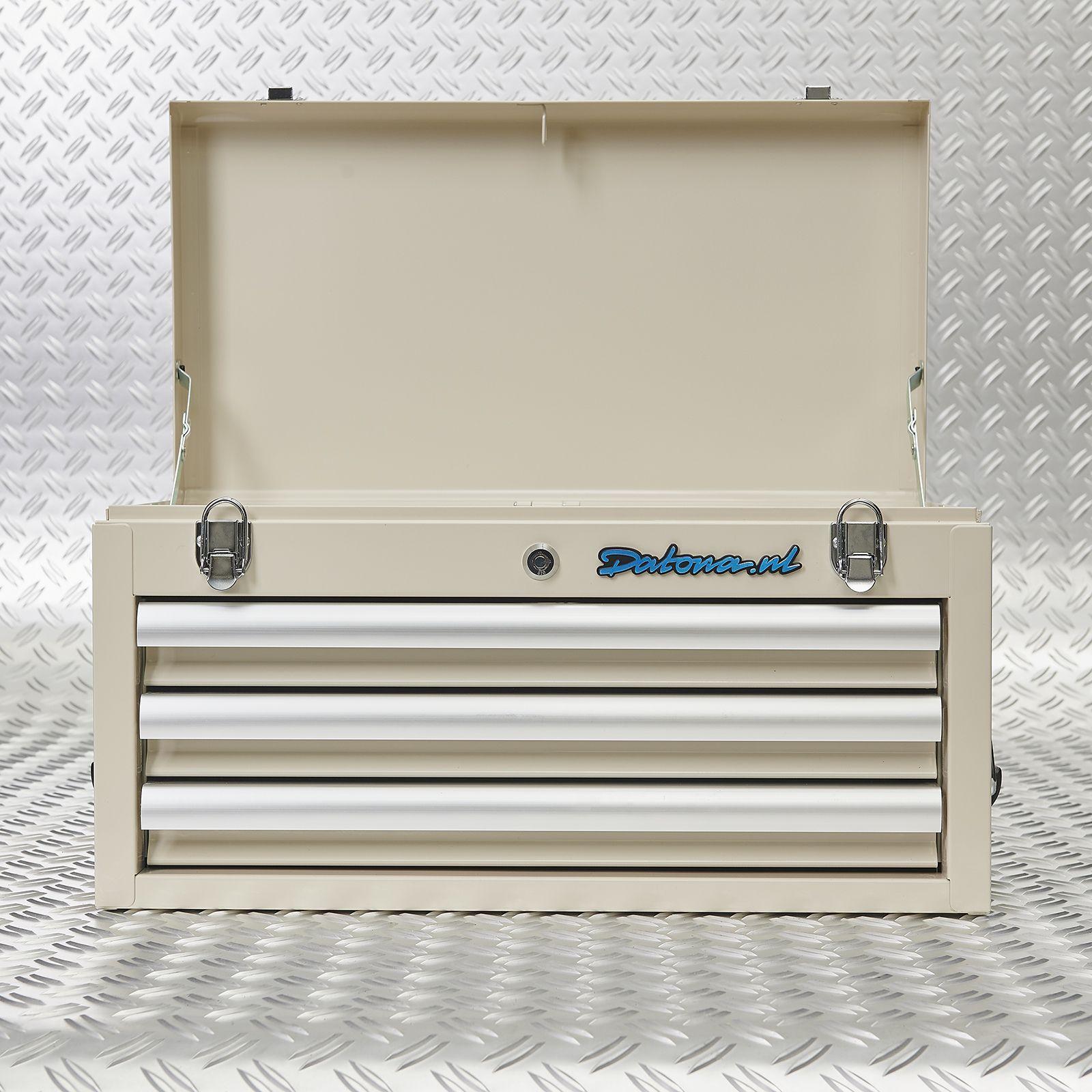 toolbox open deksel 51101 white