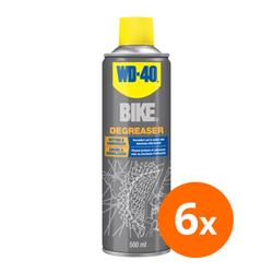 WD-40 Bike degreaser - 500 ml - 6 stuks 1