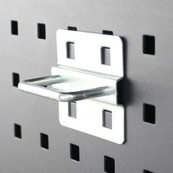 Dubbele gesloten gereedschapshaak - 6 cm (5 stuks) 1