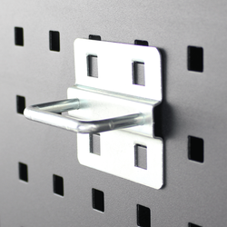 Dubbele gesloten gereedschapshaak - 6 cm (20 stuks) 1
