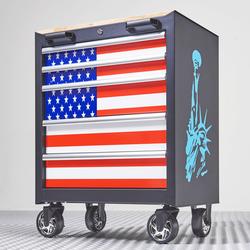 Gereedschapswagen Amerikaans 5 laden 1