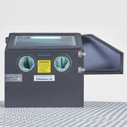 Straalcabine - 110 liter 5
