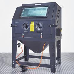 Straalcabine met afzuiging - 1000 liter 2