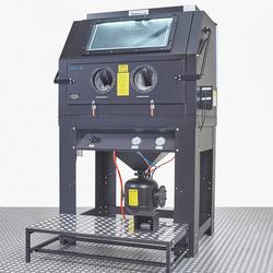 Exclusive drukstraalcabine - 990 liter 2