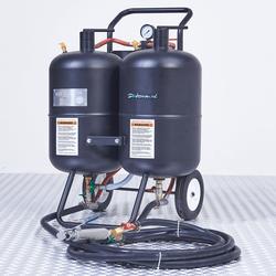 Straalketel DUO - 74 liter 1