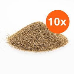 Straalgrit - voor luchtgommen - 10 zakken 1
