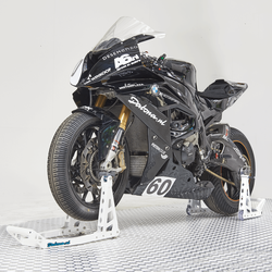 MotoGP Paddockstand set - BMW wit 1
