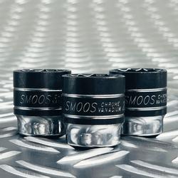 Losse 12 kants dop 16 mm met 3/8 opname - 3 stuks 1