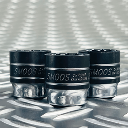 Losse 12 kants dop 22 mm met 3/8 opname - 3 stuks 1