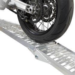 Extra stevige aluminium oprijplaat 225 cm