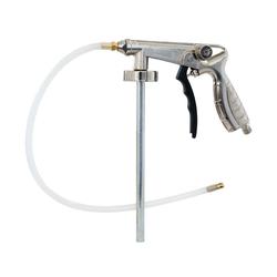 Undercoating spraygun met flexibele tuit 1